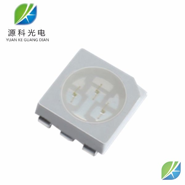 SMD 5050 LED Green chip 0.2W