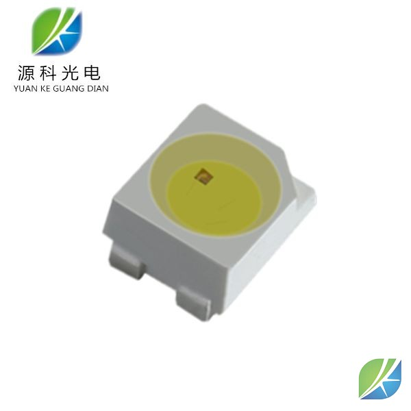 SMD 3528 LED Bi-color Yellow white chip 0.2W