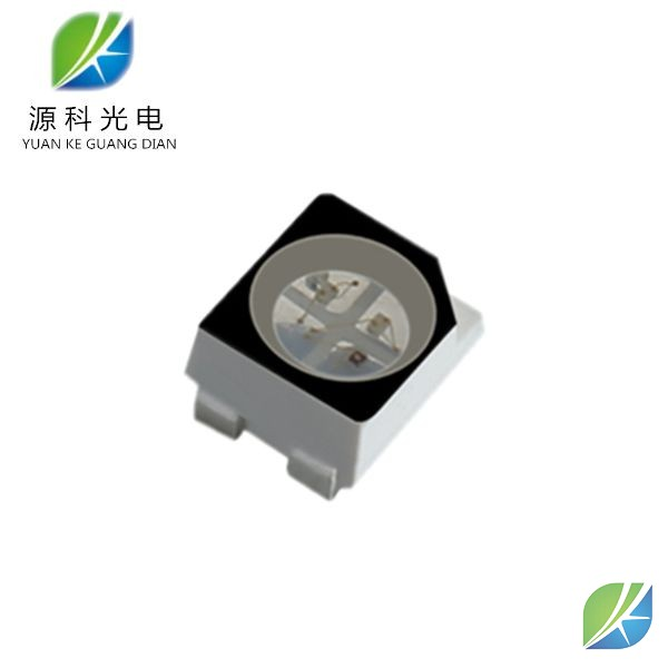 SMD 3528 LED Black surface 0.2w RGB chip