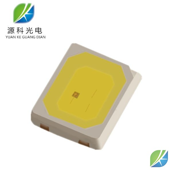SMD 2835 LED BI-color Yellow+White 1W chip