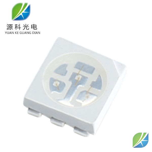 SMD 5050 LED Blue 0.2W 460nm chip