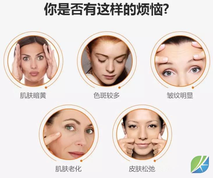 LED beauty instrument, LED beauty mask principle